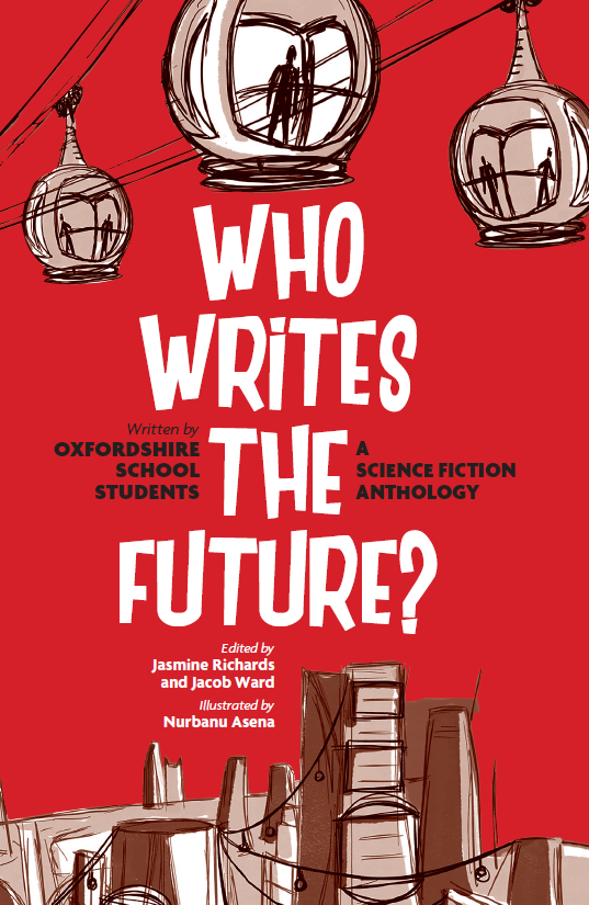 Who Writes the Future Anthology book cover
